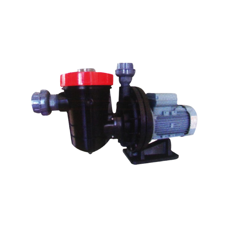 FIRST SERIES SINGLE-PHASE FRONT FILTER NOZBART SELF-SUCTION PREFILTERED TRIPHASE THERMOPLASTIC WATER PUMPS