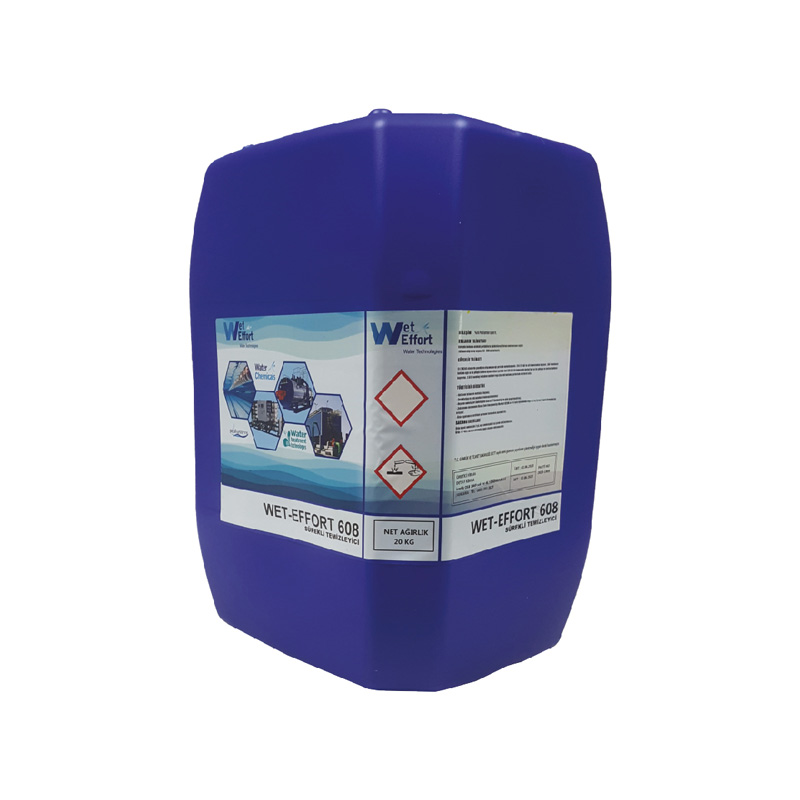 WET - EFFORT 608 CONTINUOUS CLEANER